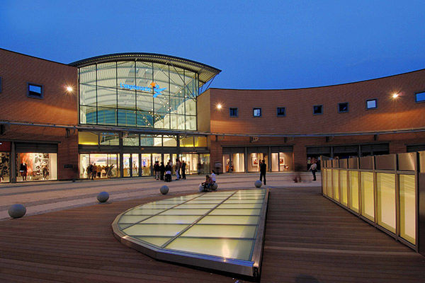 Esplanade Louvain-la-Neuve